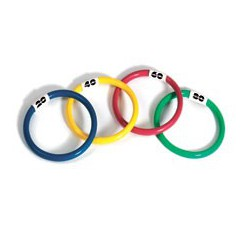 Dive Ring Game Set (4 Rings)