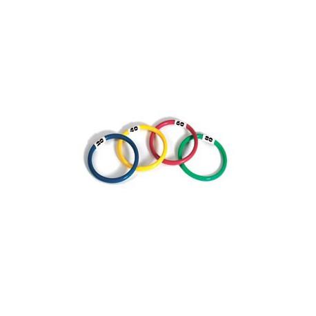 Dive Ring Game Set (4 Rings)
